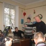 Пресс-конференция и выставка - ГРУ и КЭКЦ, 11.01.2012